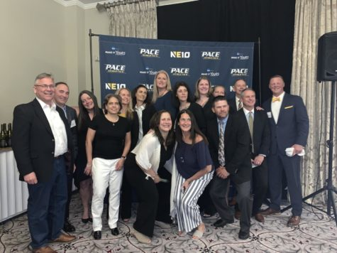 Pace Athletics Honors Hall of Fame Inductees at Award Ceremony