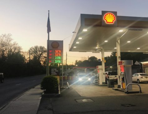 Federal Sanctions Skyrocket Gas Prices: How it Impacts Students