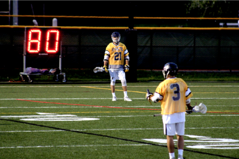 Men's Lacrosse Secret Weapon: How a Freshman Goalie has Sparked Pace's Unbeaten Season