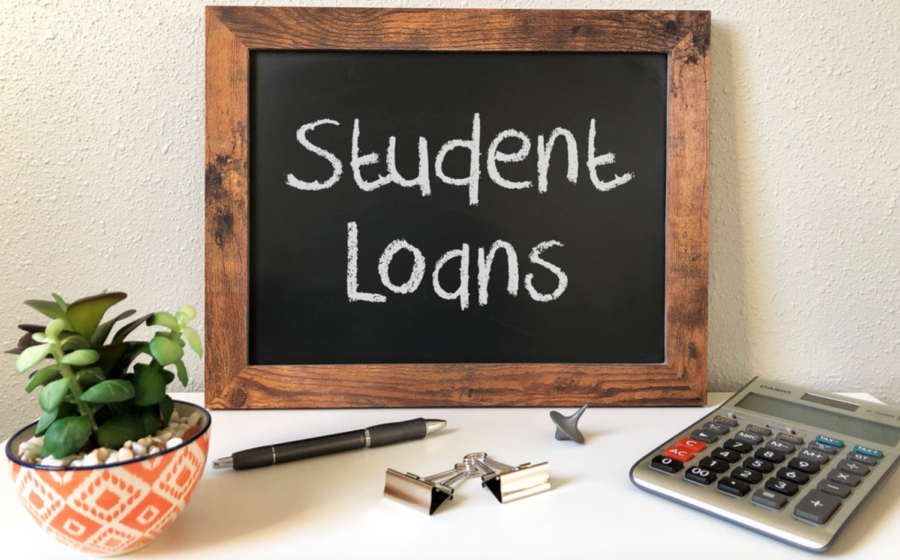 Almost half of Pace students rely on loans at some point during their college career.