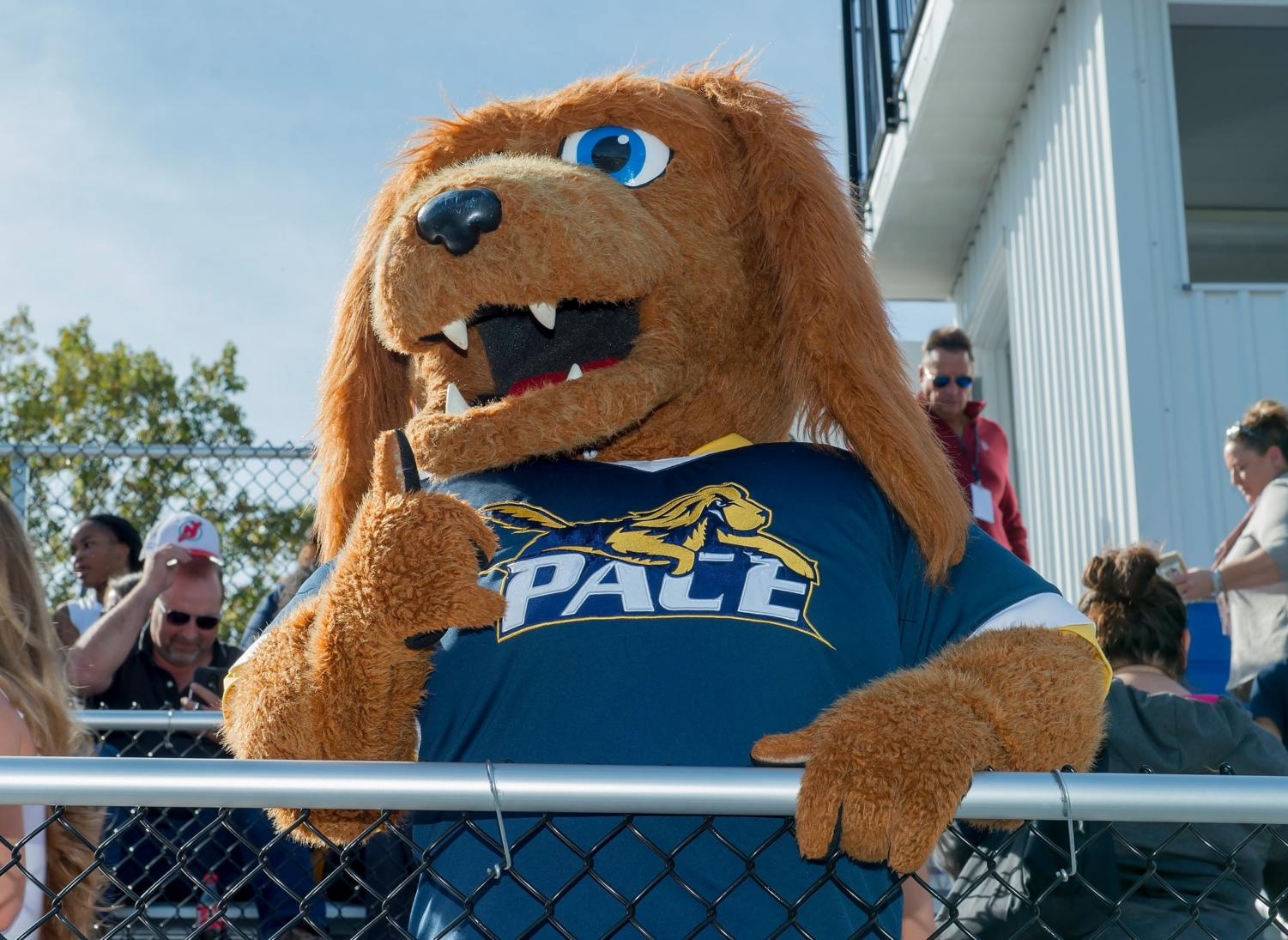 Students kicked off homecoming weekend at the annual pep rally and bonfire.