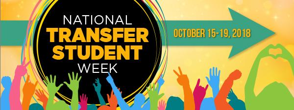 National Transfer Student Week: Two Students Discuss their Journey