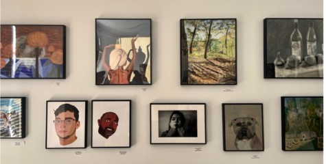 Pace University's Choate House Gallery highlights student artwork from the 2019 MCVA Showcase.