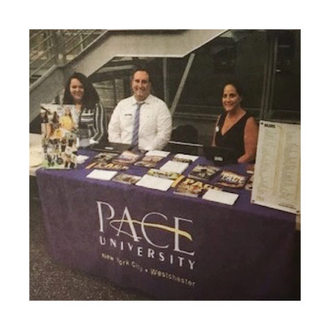 Pace welcomes Transfer students through Transfer Tuesday's