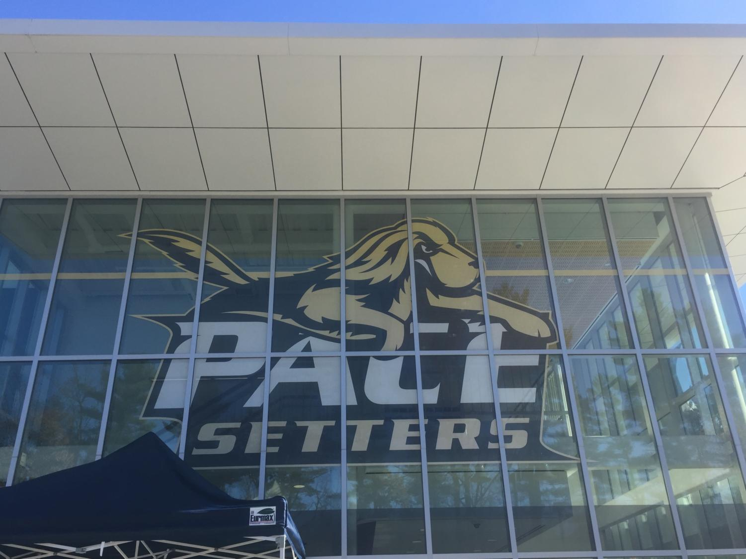The Ianniello Athletic Field House had it's grand opening in July 2016. Changes to Pace logos is one thing to look for during the rebranding process.