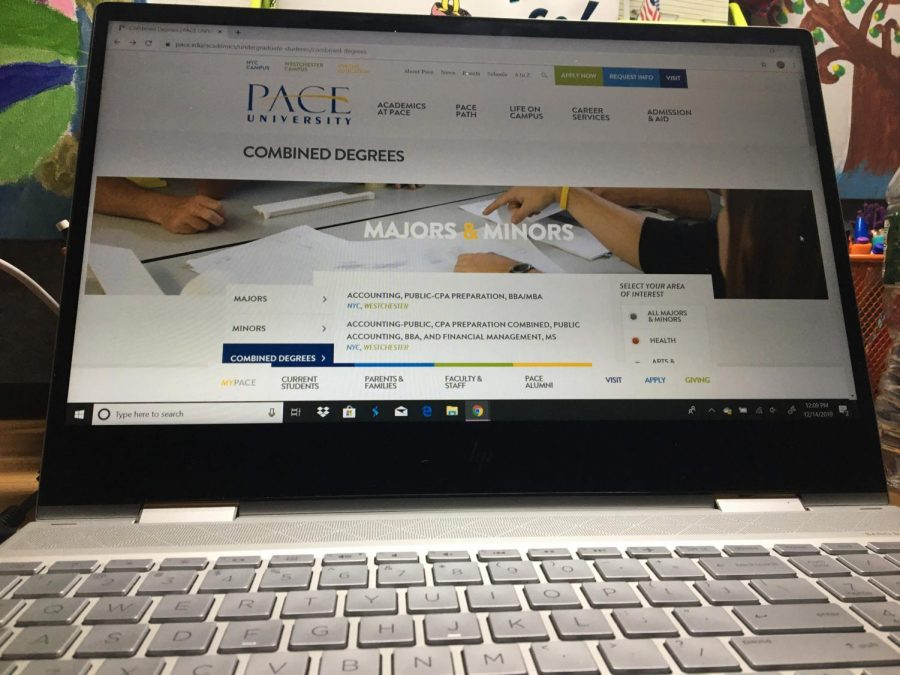 Pace University offers several combined degree programs that allow students to earn both their bachelor's and master's degrees in five years, saving time and money.