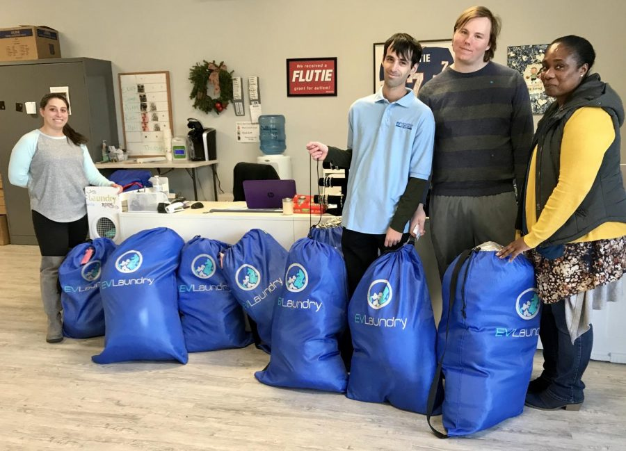 The+laundry+service+helps+keep+adults+with+disabilities+employed.+
