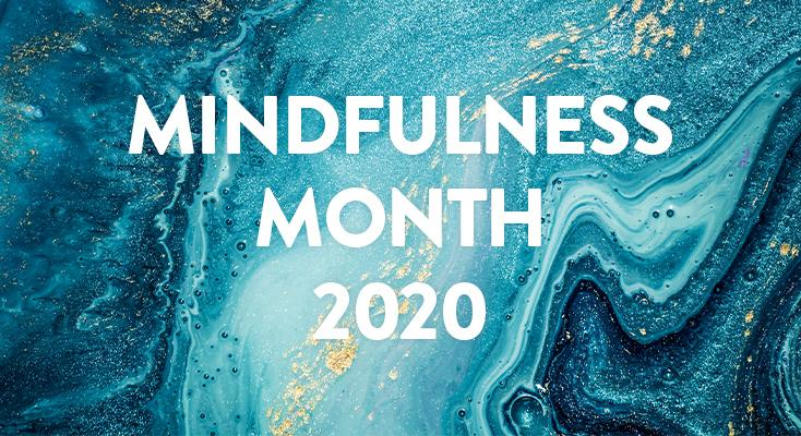 Mindfulness Month is happening throughout the month of February at Pace.