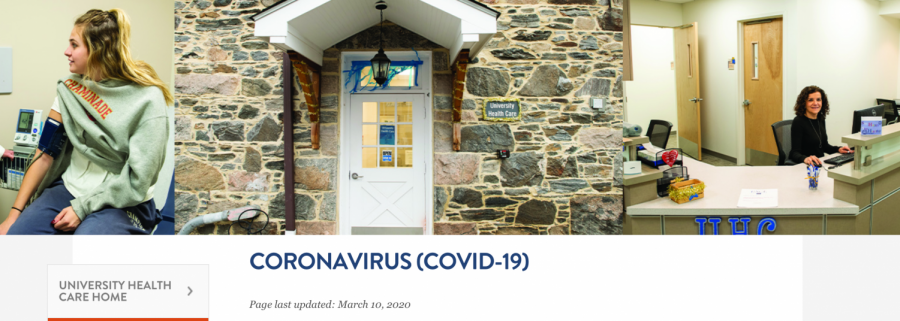 Pace launched a new website with constant updates to the active corona virus situation.