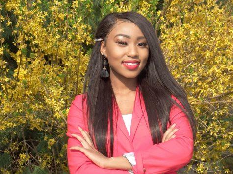 SGA's incoming president, Kadija Shaw