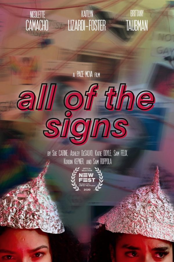 NY LGBTQ+ Film Festival picks short film made by MCVA students
