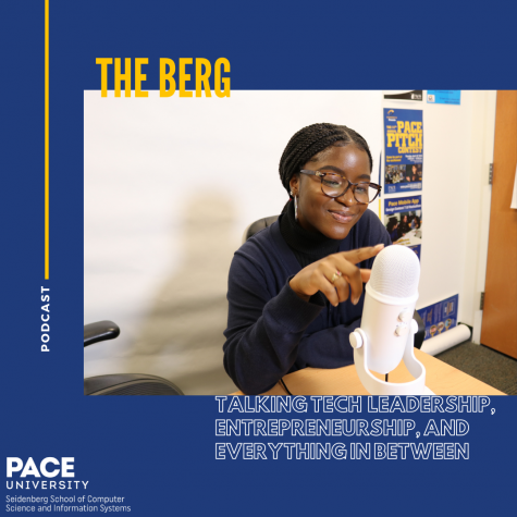 """Seidenberg launches """"The Berg,"""" a student-run podcast"""