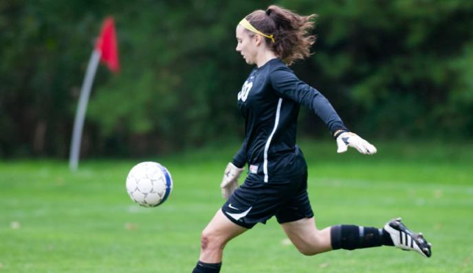 Women's Soccer Notches First Win Of Season