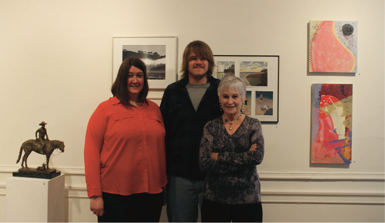 Art Runs in the Family, Gallery Showcases