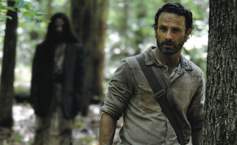 Two Cents: The Walking Dead Season 5 Premiere