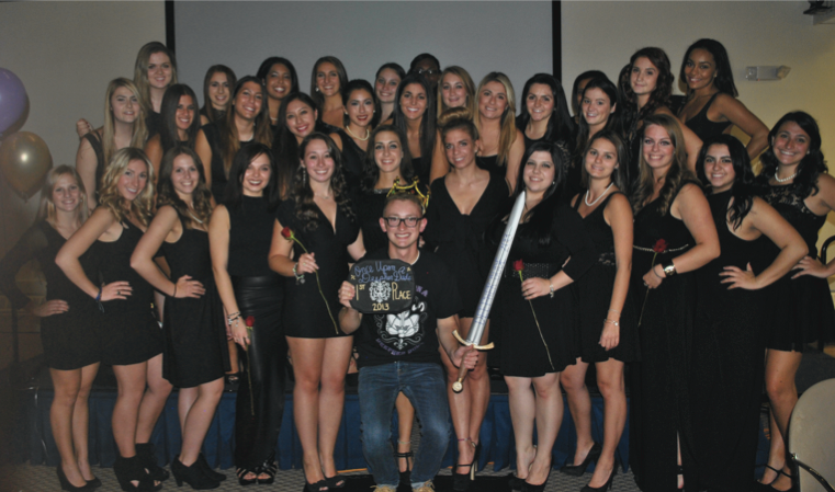 Delta Phi Epsilon Creates Fairytale Male Pageant