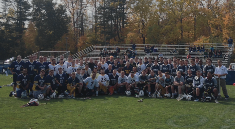 Pace Hosts Lacrosse Alumni Day