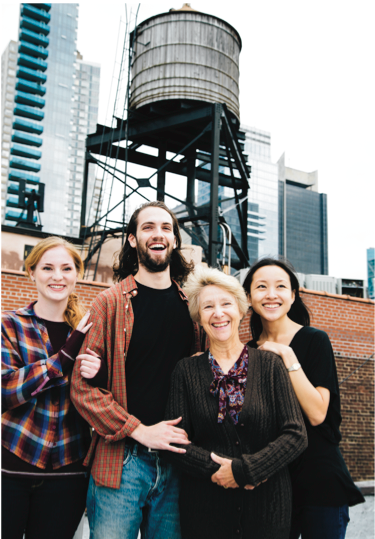 Hudson Stage Company Brings 4000 Miles to Pace Chronicle