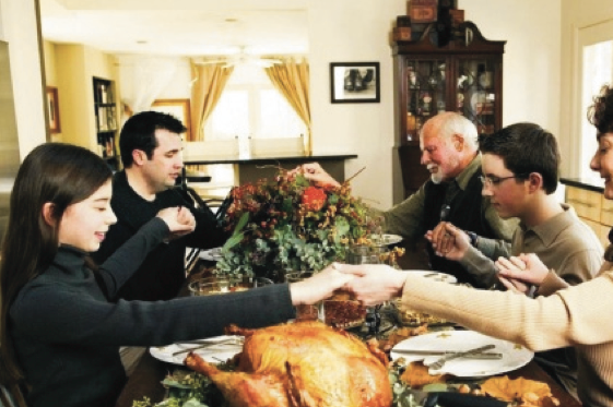 Home for the Holidays: A Stressful Season for Students