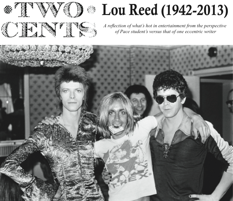 Two Cents - Lou Reed