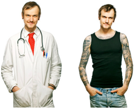 Tattoos, Piercings,  and Your Job Prospects