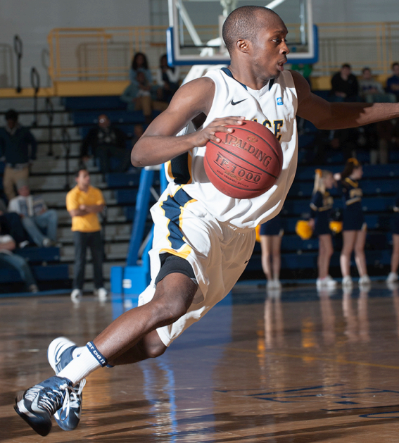 Men's Basketball Captain Looks To Lead Team To New Horizons