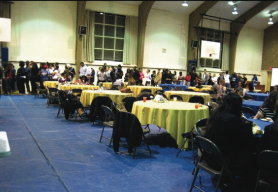 SOCA Hosts Thanksgiving Extravaganza