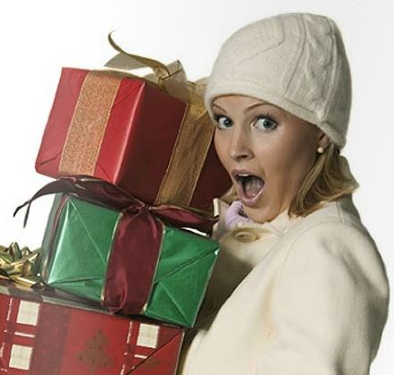 Holiday shopping can be very stressful for college students lacking spending money. (Photo from bgvllage.com)