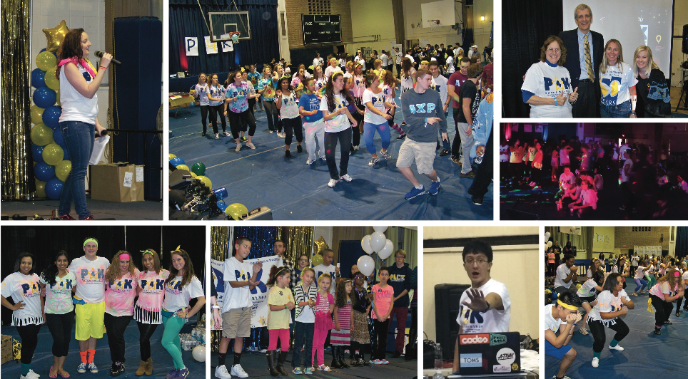 Pace Holds First Annual Pace for Kids Dance Marathon