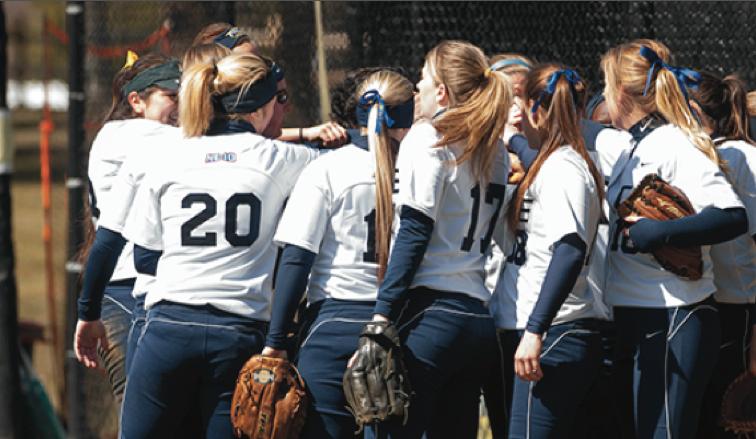 Revamped Softball Team Looks Ahead to 2014 Season