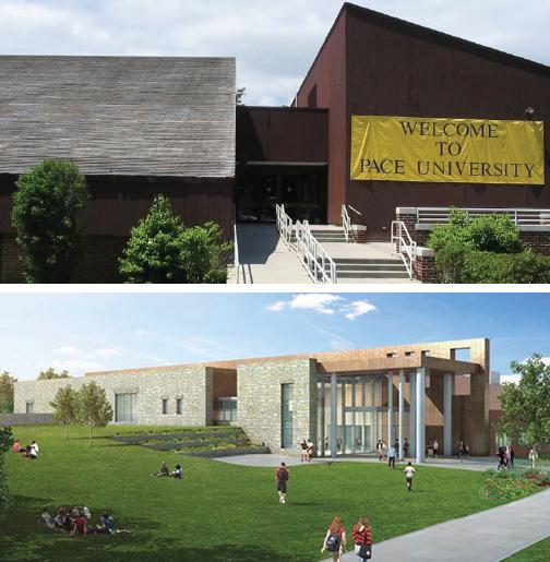 Master Plan Renovation Affects Kessel Student Center