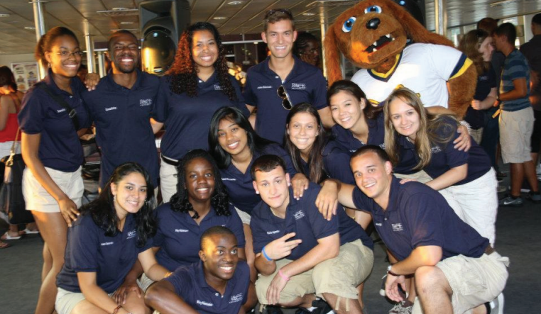 Orientation Leader Selection and an OL's Experience