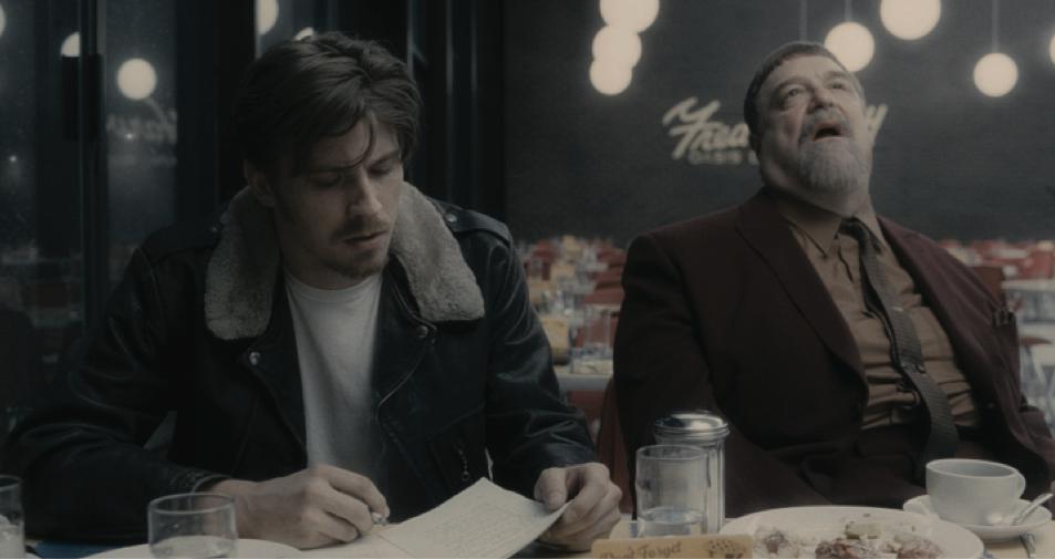Briarcliff Cafeteria Gets Oscar Nomination