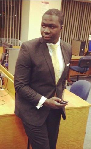 In Defense, SGA President Dan Adjei Paces His Progress