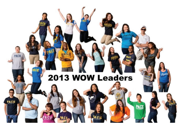 Week of Welcome Leaders Provide Refresher to Incoming Students