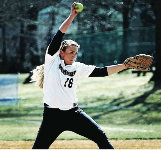 A Mental Game: Setters Softball's Caitlin McCann