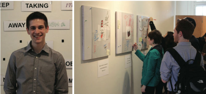 Choate House Art Gallery Gets Interactive