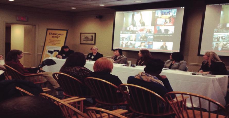 Panel Showcases Female Leadership; An Equal Form of Leadership
