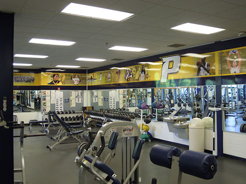 Update: Weight Room and General Locker Rooms Reopen After Pipe Burst