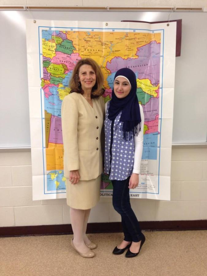 Pace Community Speaks Out About Discrimination Against Muslims