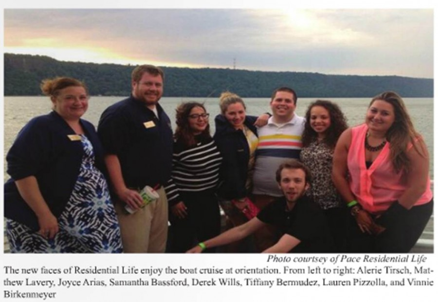 Residential Life Administration and Policies Change