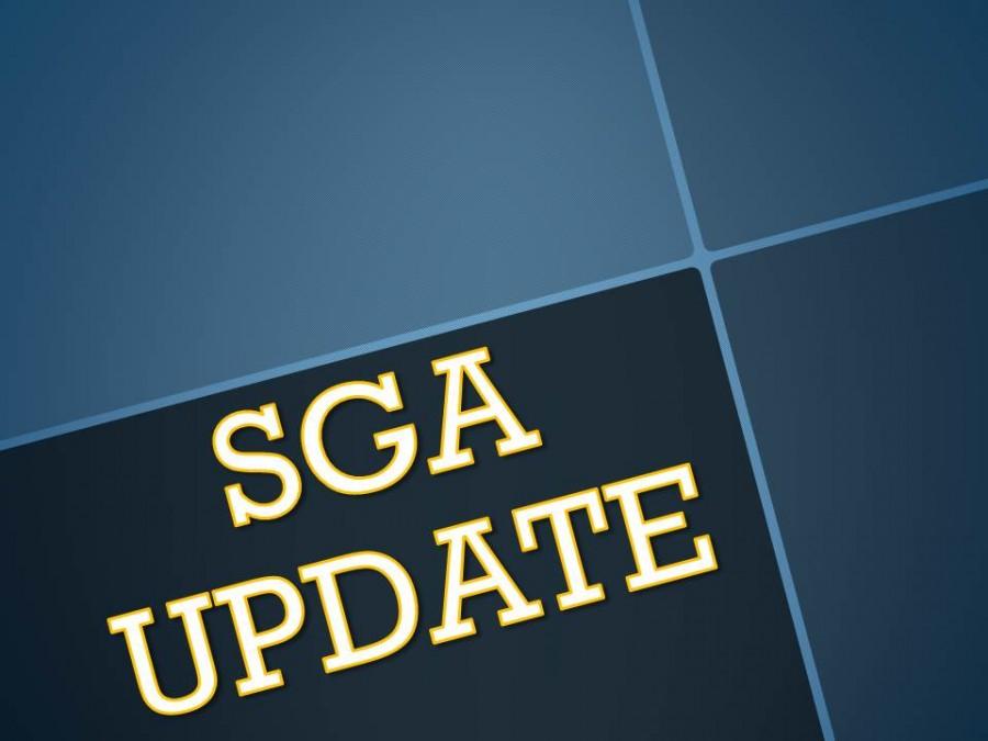 SGA Update Dec. 5
