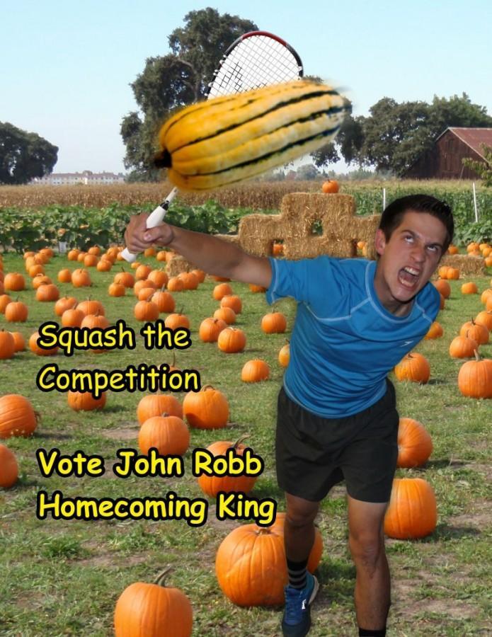 Corn on the Cob, King is John Robb