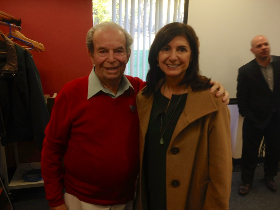 Honor's College Listens and Learns from Holocaust Survivors