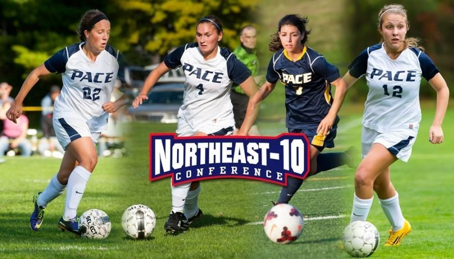 Women's Soccer Advance to Playoffs, But Fall In First Round