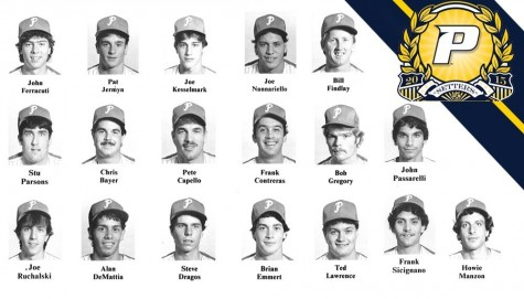 The 1985 baseball team will be recognized during the Pace's Hall of Fame event.