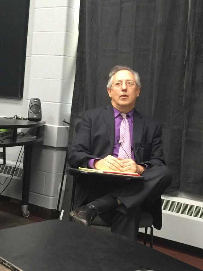 Attorney Michael Sussman discussed the details of the DJ Henry Case.