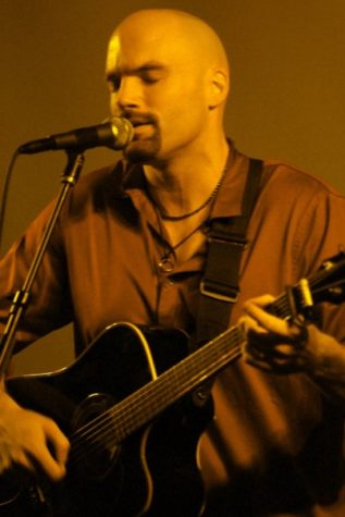 Musician John Rush  (Courtesy of Facebook)