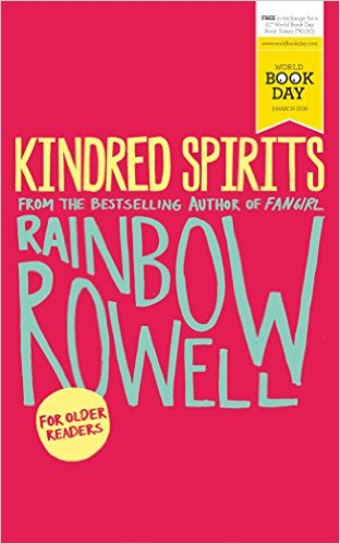 Kindred Spirits cover courtesy of Amazon.