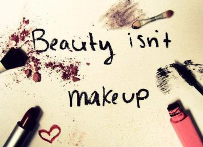 No makeup... No problem! Why You Should Be Makeup Free in the Fall